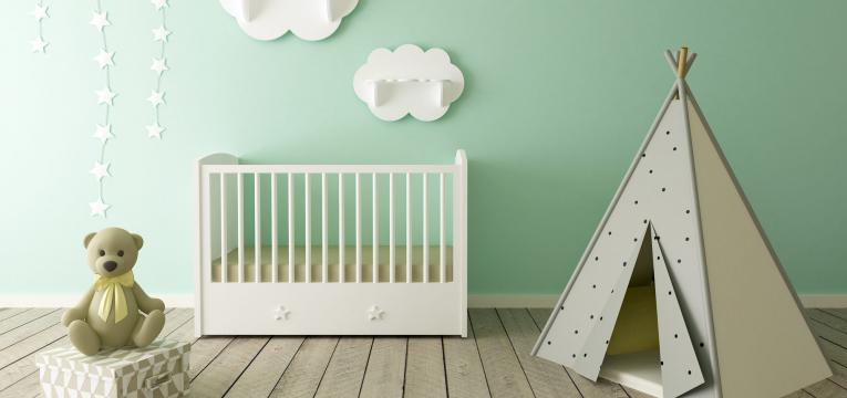 simplicidade no mobiliario e feng shui para quarto do bebe