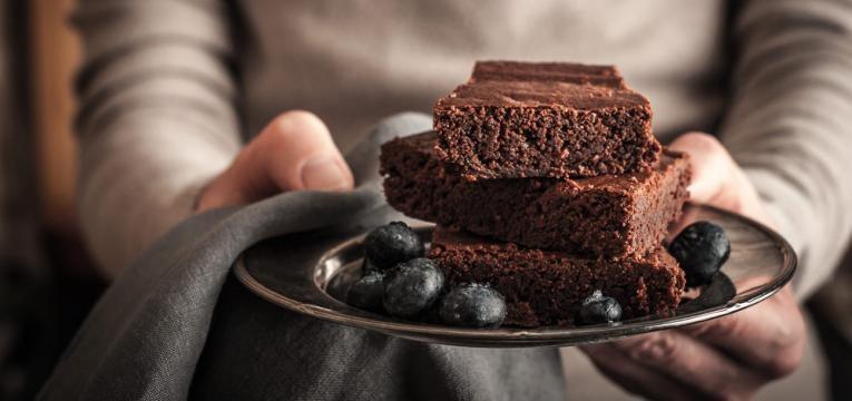ingestao de bolos