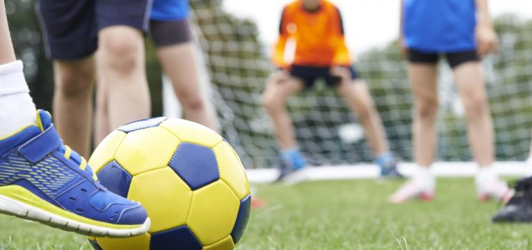 exercício físico em idade pediátrica em clubes