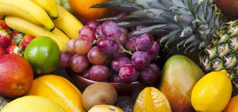 alimentos super saudaveis que vao faze lo aumentar de peso frutos tropicais