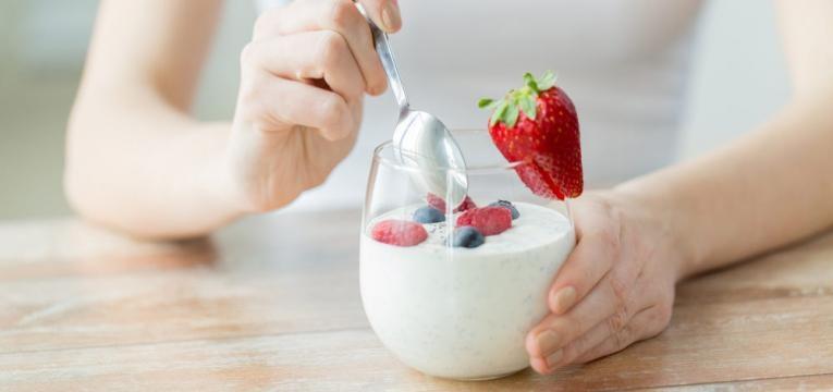Alimentos funcionais e Iogurtes enriquecidos com esterois vegetais