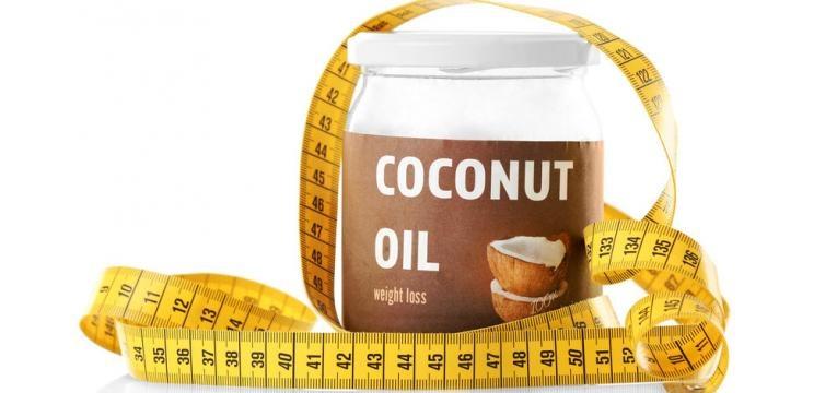 oleo de coco e perda de peso