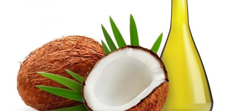 oleo de coco e azeite