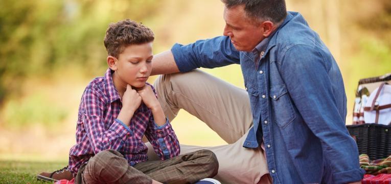 como agir se desconfiar que o seu filho sofre de bullying
