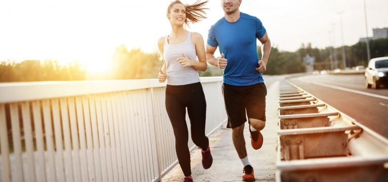 como evitar lesoes antes de comecar a correr e comecar devagar