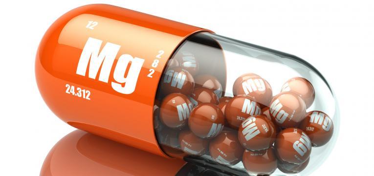 comprimidos de magnesio