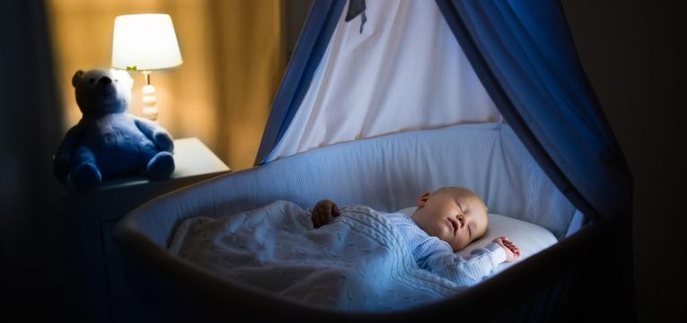 dispositivos eletronicos e feng shui para quarto do bebe