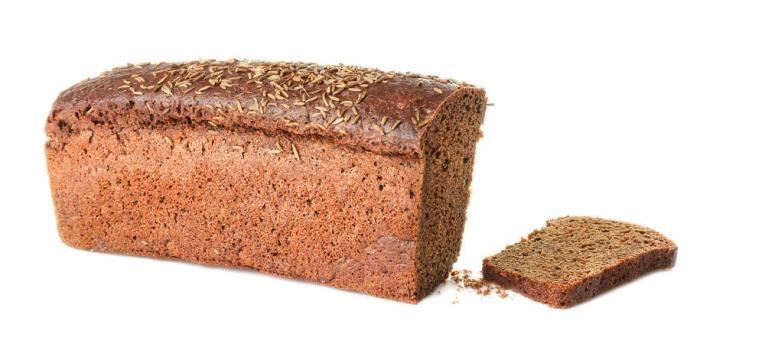 Pao com farinha de aveia e alfarroba
