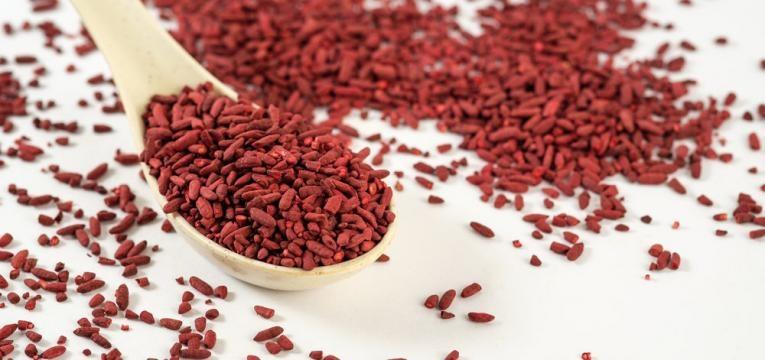 levedura de arroz vermelho