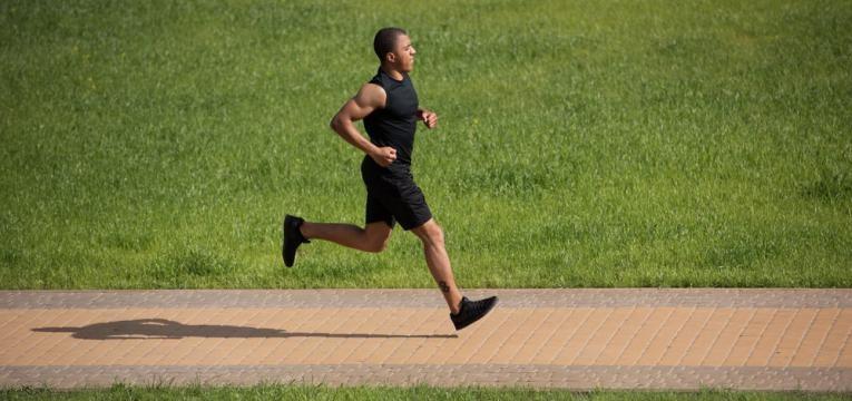 Corrida ao ar livre