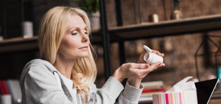 tratamento farmacologico da POC