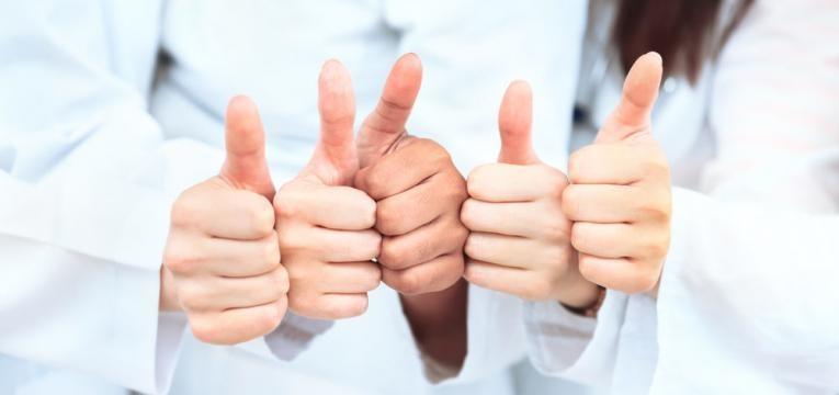 terapia com resultados positivos