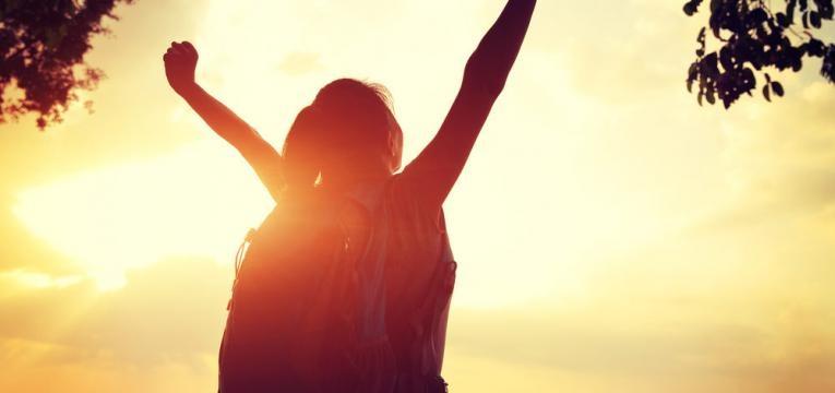 felicidade e boa auto estima