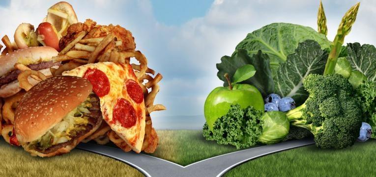como nao estragar a dieta durante o fim de semana e fast food