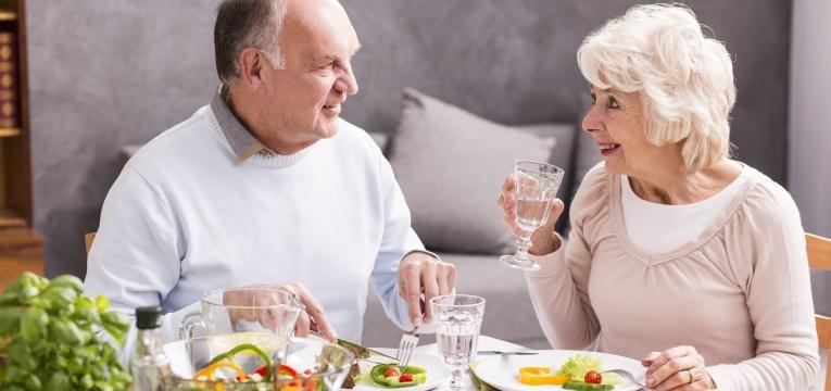resolver o problema de quando comemos muito depressa