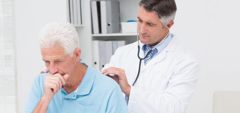 paciente com muita tosse