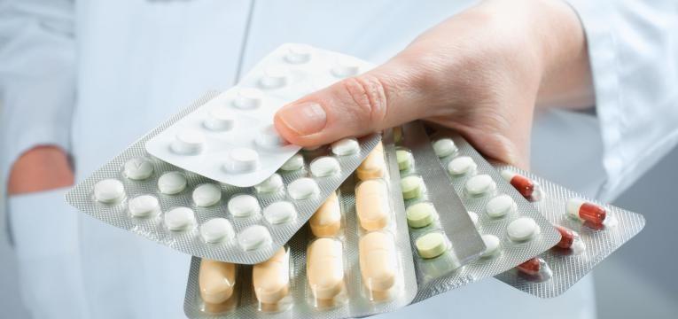 diferentes tipos de antibioticos