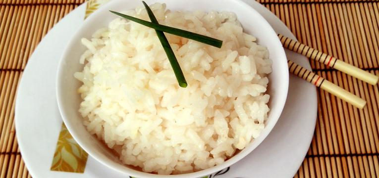arroz e alimentação japonesa