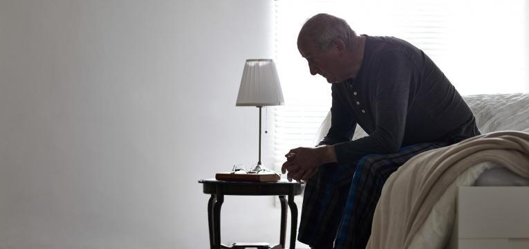 sintomas da depressao em idosos