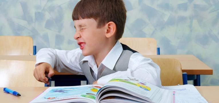 Gosto pelo estudo e crianca sem vontade de estudar