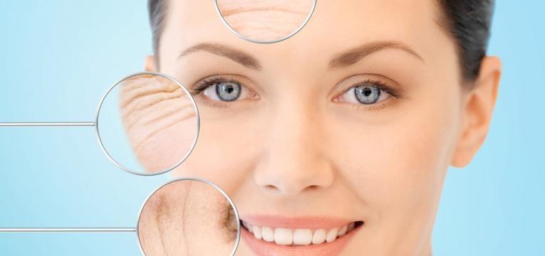 tratamento do aspeto da pele