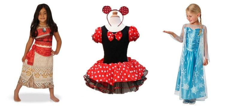 Fantasias de Carnaval para menina