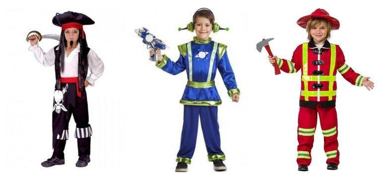 Fantasias de Carnaval para menino