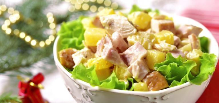 salada havaiana
