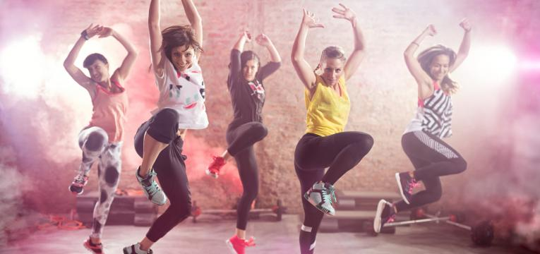 zumba luso de fruta power on