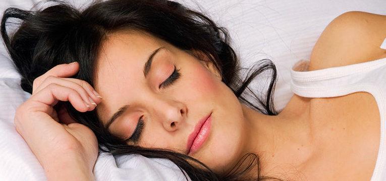 melhoria da qualidade de sono