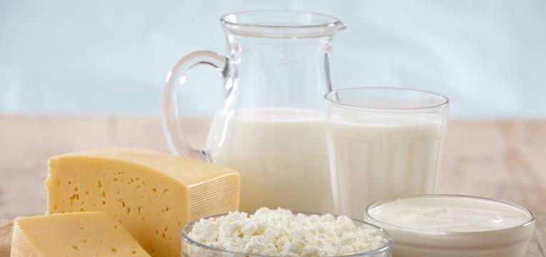Alimentos essenciais na gravidez e leite e derivados