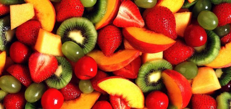 fruta técnicas para congelar alimentos