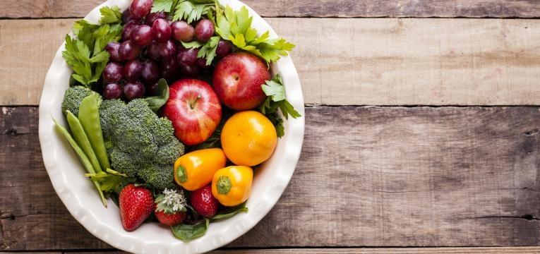 frutos e horticolas