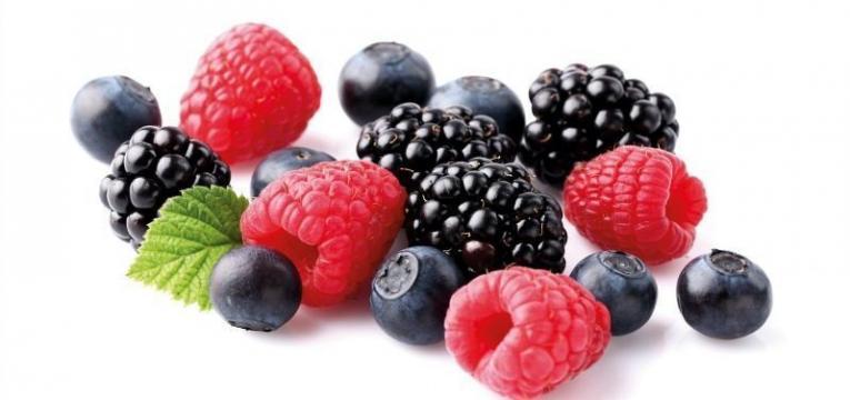 frutos vermelhos e alimentos para melhorar a concentracao