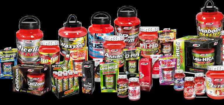 amix nutrition em marcas de suplementos