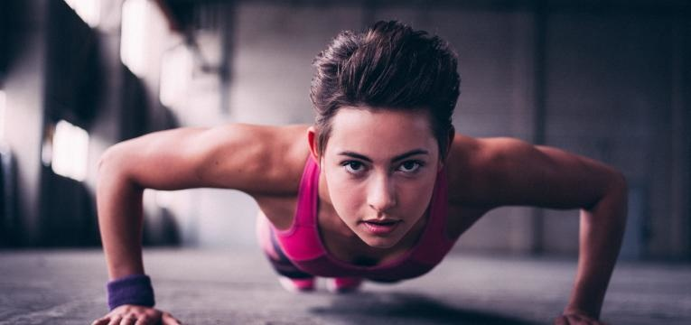 ganhar força muscular