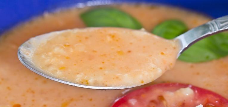 Gaspacho algarvio