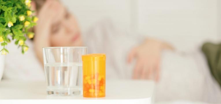 receio em tomar antibioticos