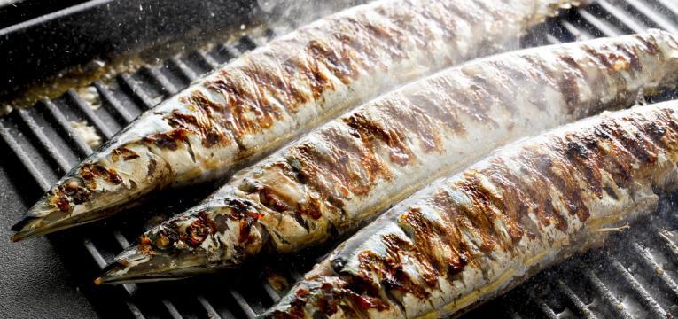 churrasco saudavel e opcao de peixe