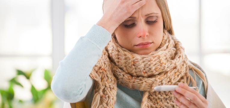 gripes e constipacoes e sintomas