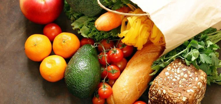 alimentos com maior ou menor indice glicemico