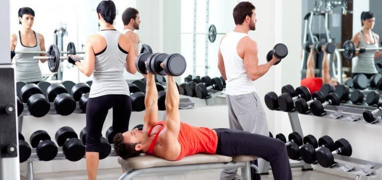 Aumento da resistencia muscular