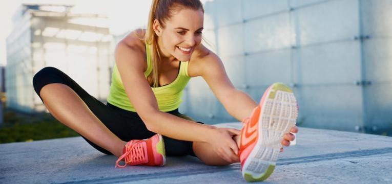 alongamentos apos o exercicio fisico