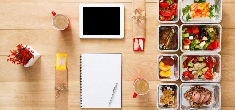 planeamento das refeicoes semanais