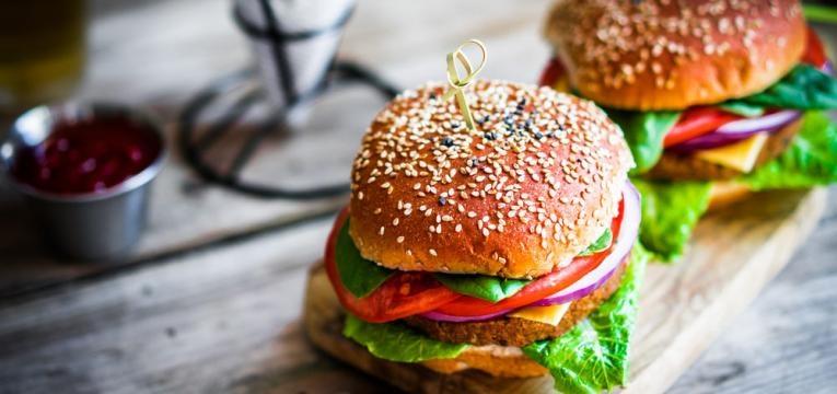 Dicas fundamentais para ser saudavel e hamburguer saudavel
