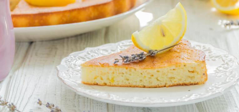 tarte de laranja e limao
