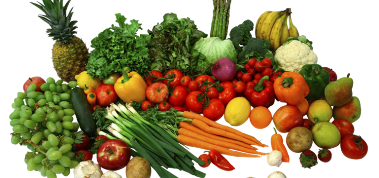 hortofrutícolas e alimentos potencialmente carcinogénicos