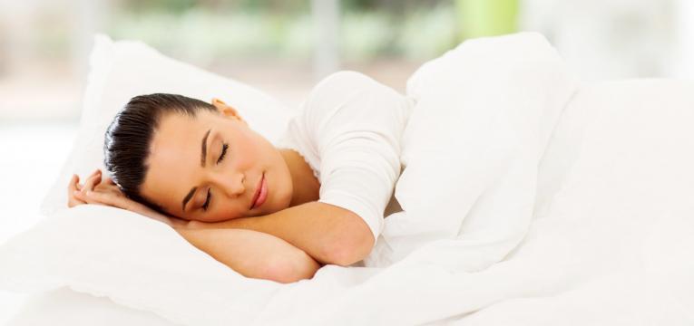 descansar e conseguir perder peso