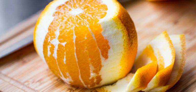 laranja ao natural