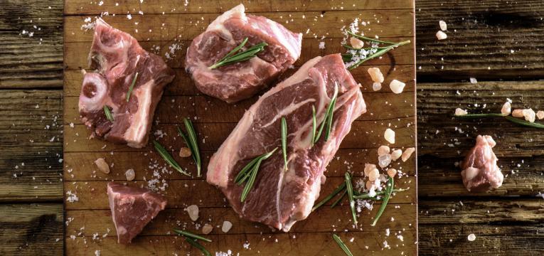 carne técnicas para congelar alimentos